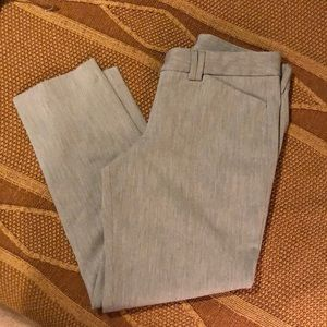 Express editor ankle pants size 4